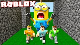 BUILD OR BE KILLED IN ROBLOX!