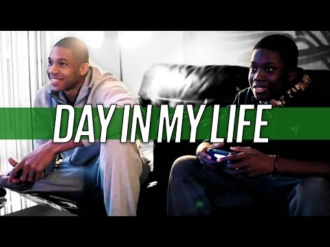 Giannis Antetokounmpo: A Day In My Life
