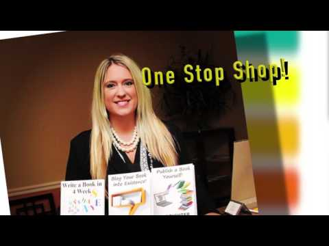 Tampa Book Publisher - Get Your Book Published in 4 Weeks!
