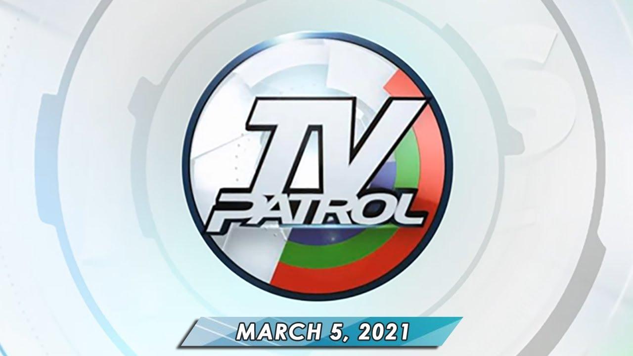 TV Patrol livestream   March 5, 2021 Full Episode Replay