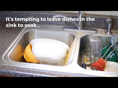 Hygiene Habits It's Time To Ditch: Leaving Dirty Dishes In The Sink