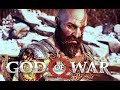 GOD OF WAR All Cutscenes PS4 PRO Game Movie 2018