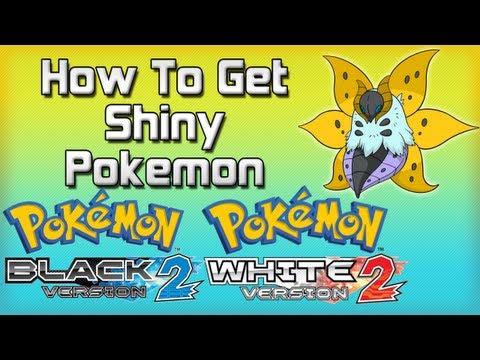 Pokemon Black and White 2: How To Get Shiny Pokemon - Masuda Method