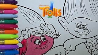 TROLLS  Princess Poppy and Branch Friends Fist Bump