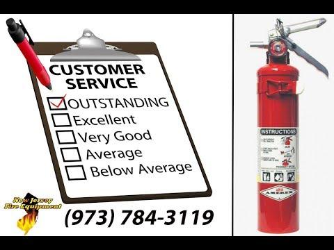 Fire Extinguisher Service Bloomingdale NJ