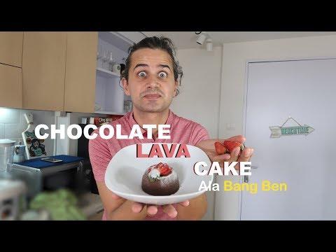 CARA BIKIN COKLAT LAVA CAKE PAKE RICECOOKER #masakbarengbangben #thegoddards