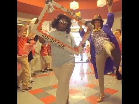 Everything is awesome in last-day-of-school video from Saraland