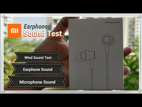 Mi Earphone (Real life)Sound Test