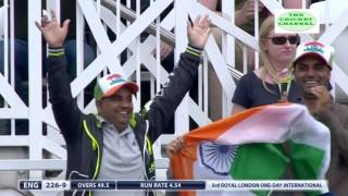 India vs England 3rd ODI 2014 Highlights - 30 Aug 2014