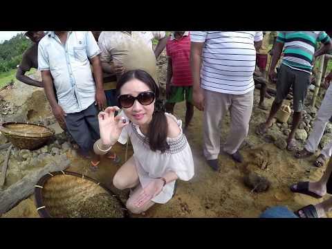 Gem Mines of Ratnapura l Sri Lanka l GoPro Adventures 2016