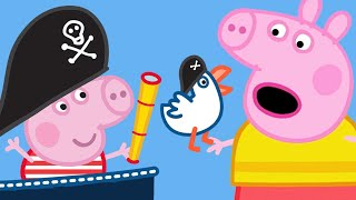 Peppa Pig English Episodes | Sing Along with Peppa Pig 🎵Boat Bobs Up and Down | Peppa Pig Official