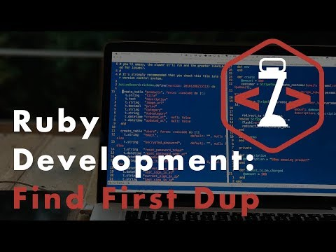 How to Find the First Duplicate in a Ruby Array by Creating a Counter Hash