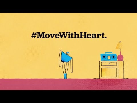 #MoveWithHeart for Your Heart - Heart Month
