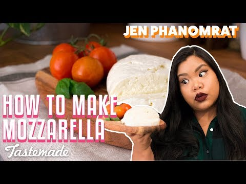How to Make Mozzarella I Good Times With Jen
