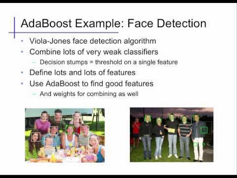 Ensembles (4): AdaBoost