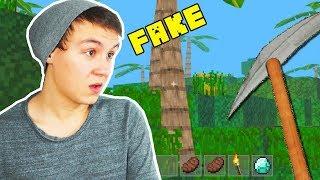 Fake Videos Ytubetv - Minecraft fake spielen