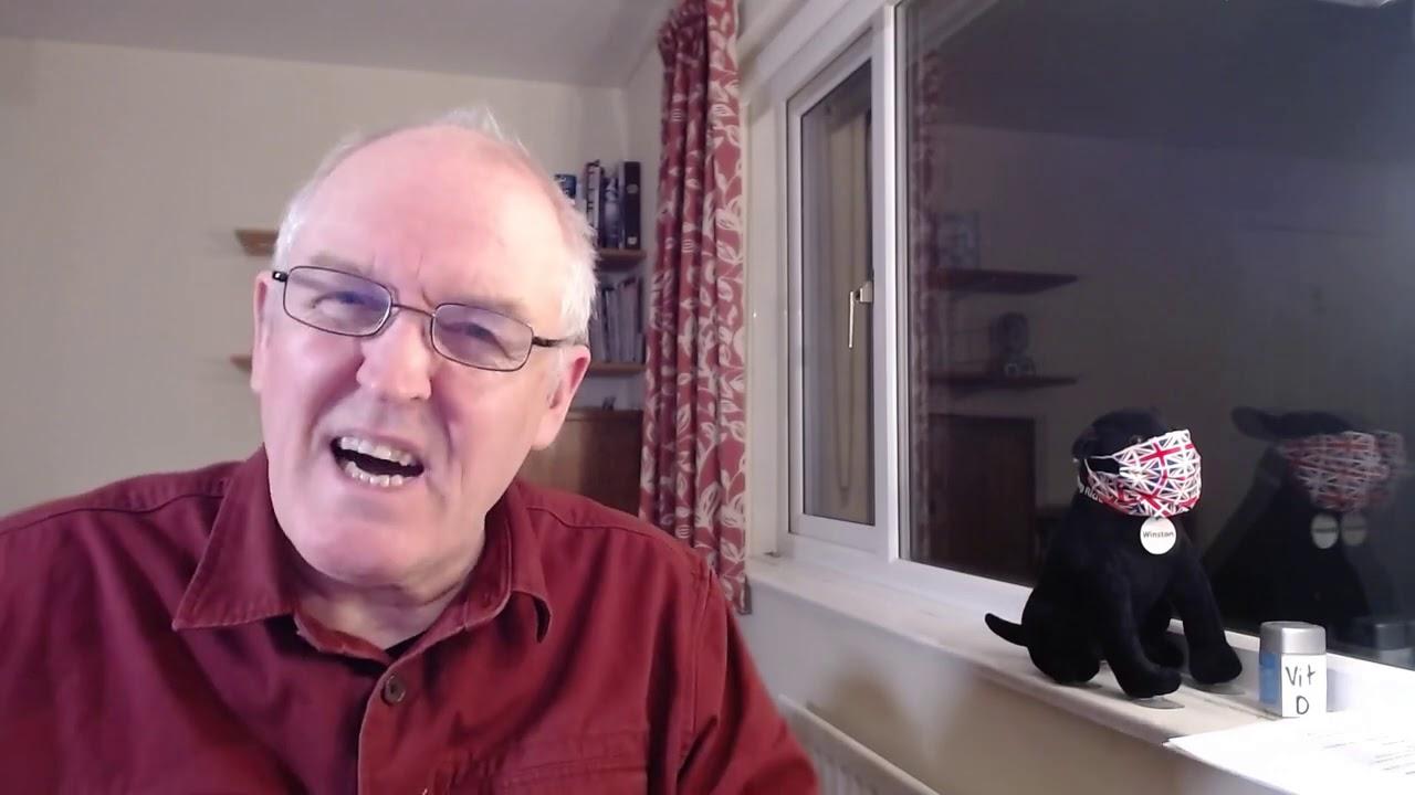 Dr Lawrie, Ivermectin video, Short Precis
