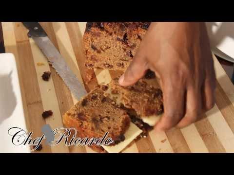 How To Make Jamaican Easter Bun | Recipes By Chef Ricardo