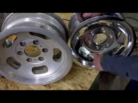 Quick and dirty aluminum wheel restore