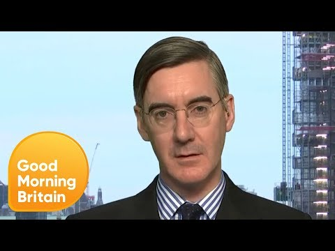 Jacob Rees-Mogg Argues No-Deal Is an Exciting Opportunity   Good Morning Britain
