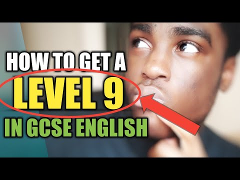 HOW TO GET A LEVEL 9 IN GCSE ENGLISH (LITERATURE AND LANGUAGE) 2018*