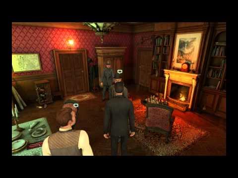 The Testament of Sherlock Holmes (Part 2 - 221B Baker Street)