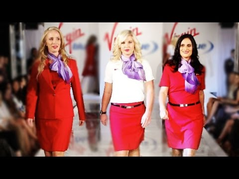 Beautiful Flight Attendant Uniforms You'll Ever Seen
