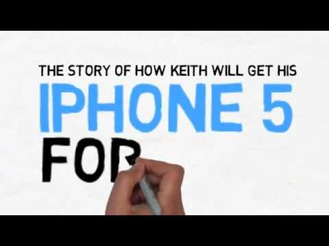 How Do I Get A Free iPhone 5?  Keith Will Show You How!