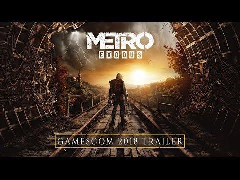 Metro Exodus - gamescom 2018 Trailer [UK]