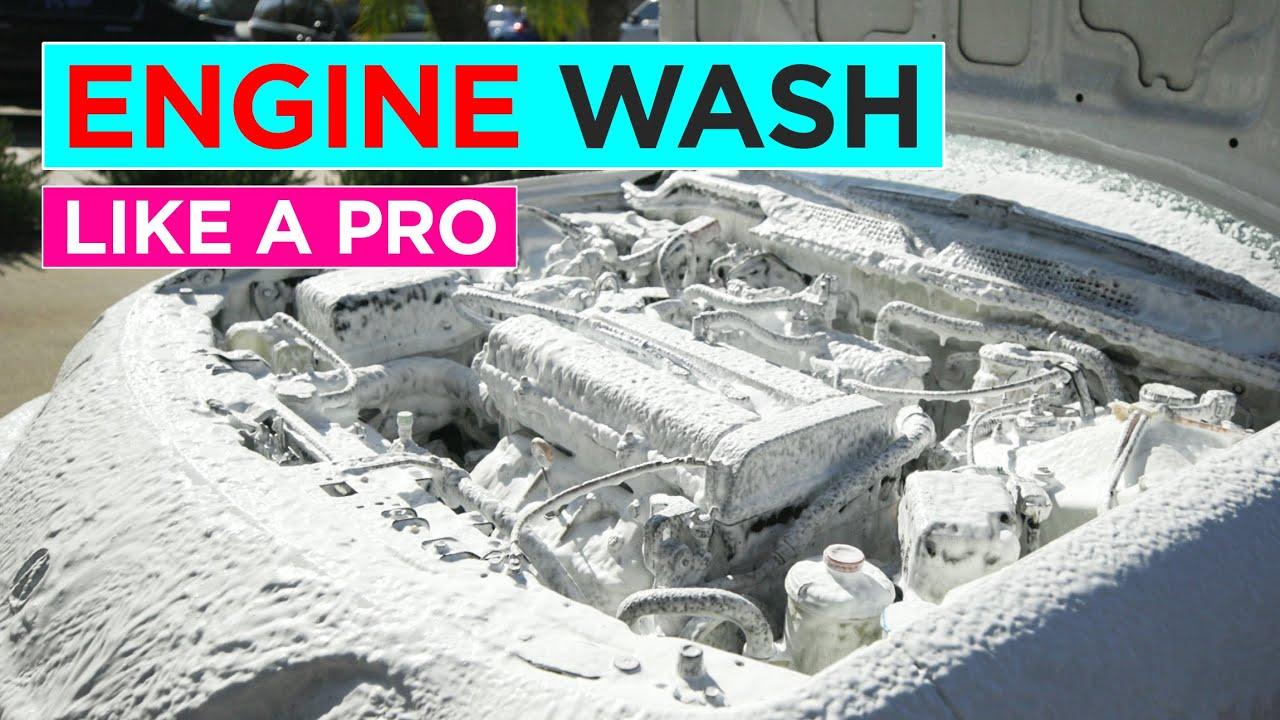 HOW TO: ENGINE WASH | #OMGMIATA | EP77 | [4K60]