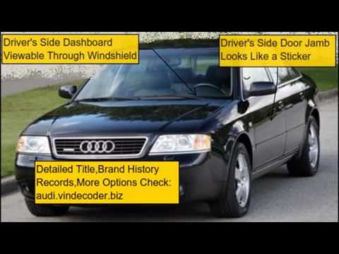 Free Vin Check - Vehicle History Report