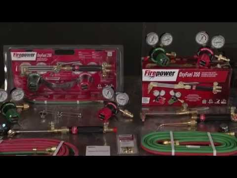 Product Video: Firepower OxyFuel Metal Cutting & Welding Outfits