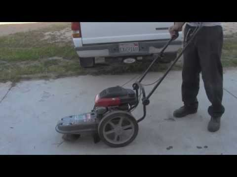 Craftsman Weed Trimmer 536.773500