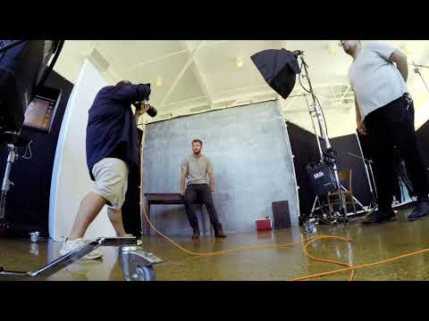 Chris Hemsworth Behind-the-Scenes Shoot in Less than 30 Seconds
