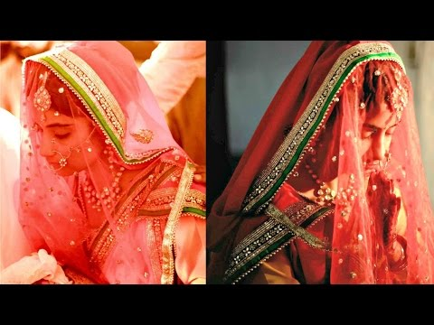 DIY Bridal Veil for Indian Brides || Detachable Veil for Indian wedding outfits