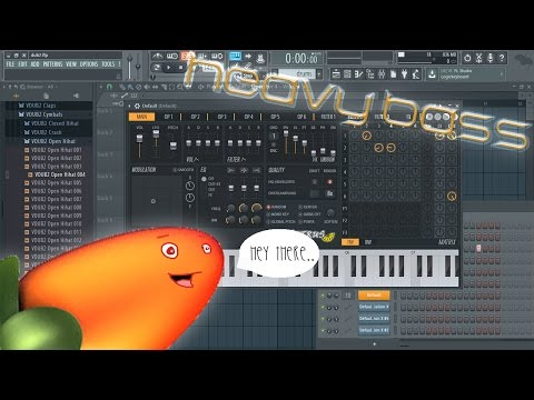 HEAVY BASS With Sytrus and Delay - Fl Studio Tutorial