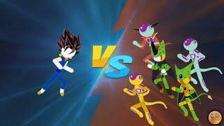 Dragon Shadow Battle Warriors Gameplay - Super Saiyan (iOS) - PakVim