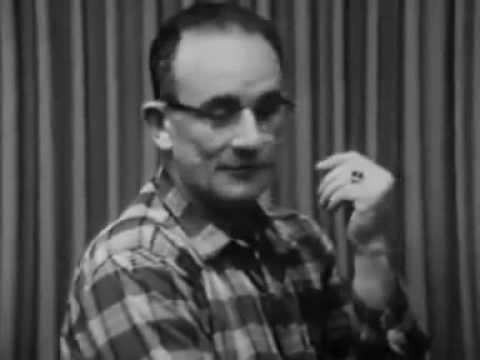 The Milgram Experiment 1962