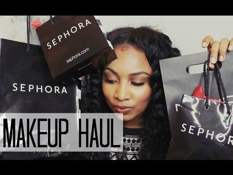 Makeup Haul: Sephora, Ulta, MAC + Announcements