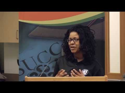 Student Success Story - Andrew Lee Cline and Tiara Simpson | Clark College Vancouver WA