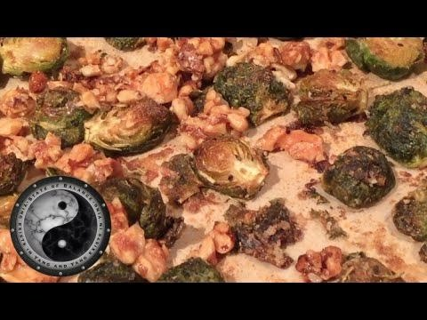 Roasted Brussel Sprouts Recipe Fast & Easy!