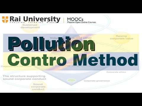 Pollution Control Methods - General Aspects of Energy Management