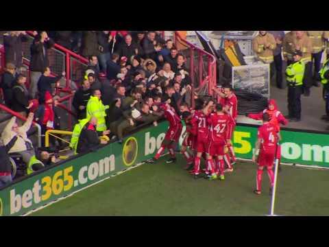 Highlights: Bristol City 2-3 Cardiff City