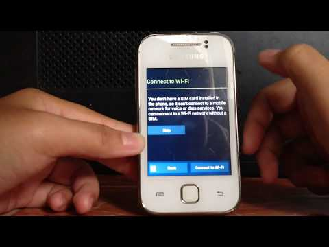 How to install Galaxy S5 rom for Galaxy Y S5360