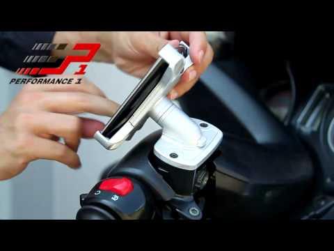 Attacco Mount Supporto IPHONE per moto TMAX DUCATI BMW APRILIA YAMAHA SUZUKI HONDA MOTO GUZZI