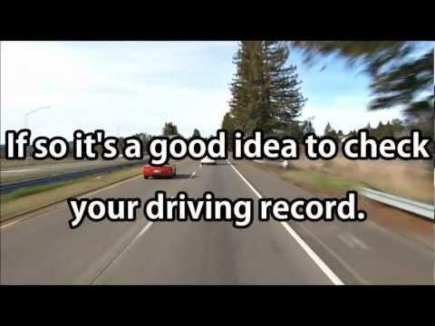 DMV.us.org Can Help You Clear Up Your Driving History