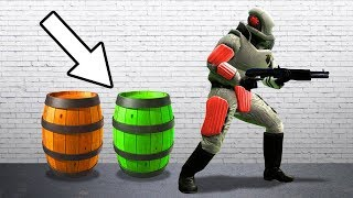 I WAS HIDING RIGHT BEHIND HIM! (Gmod Prop Hunt)