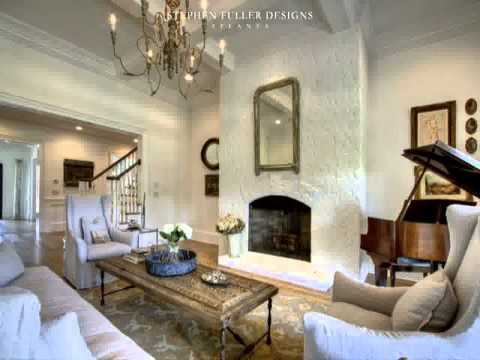 Awesome American living room design
