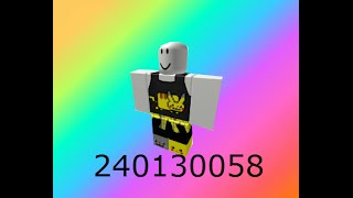 Jeans Codes For Roblox High School