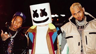 Marshmello  Light It Up Ft Tyga  Chris Brown Official Audio